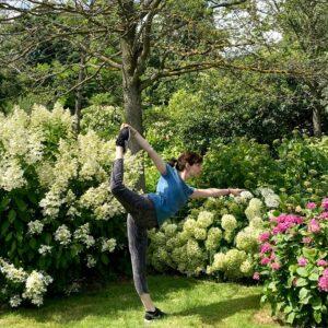 Etirement Pilates - Aurore Mrejen