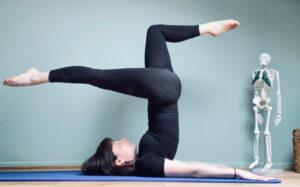Travail des muscles extenseurs du dos - Aurore Mrejen