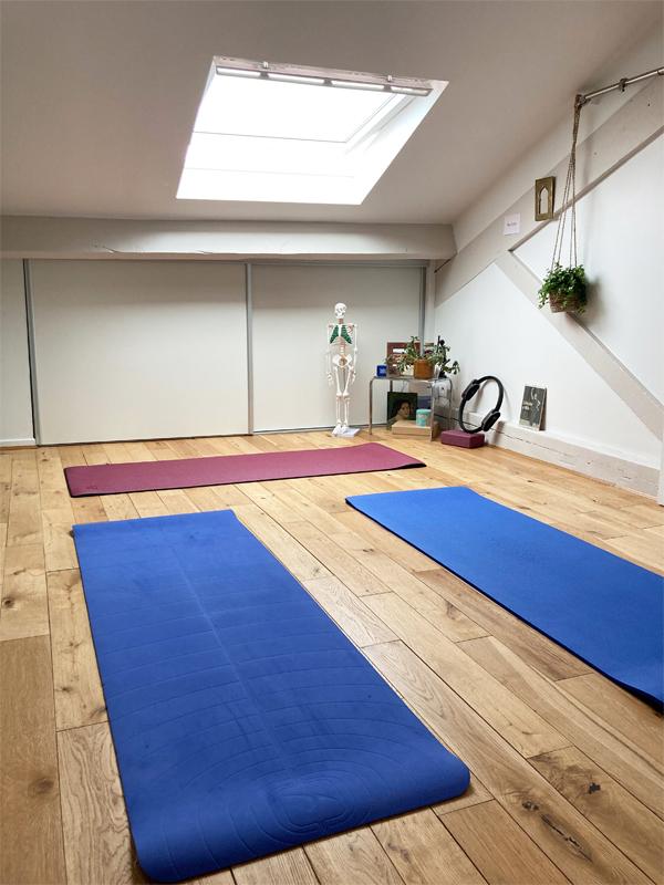 Salle cours de Pilates à Montrouge